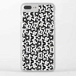 Heleyter Skeleyter Clear iPhone Case