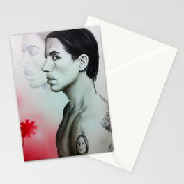 'Kiedis Apache Soul' Stationery Cards