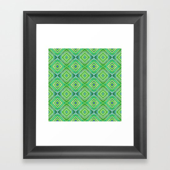 Tempo 4 Framed Art Print