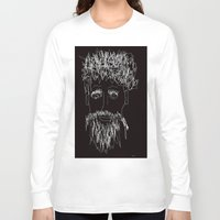the who Long Sleeve T-shirts featuring Who by sladja