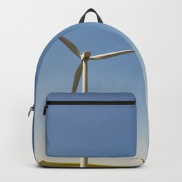 Technology and nature Backpack