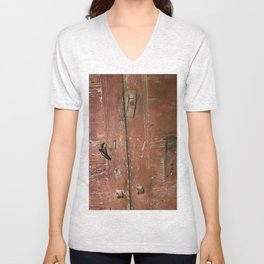 inserire la password Unisex V-Neck