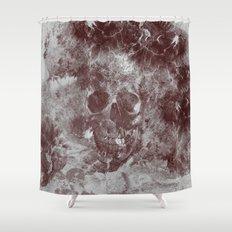 SKULL#03 Shower Curtain