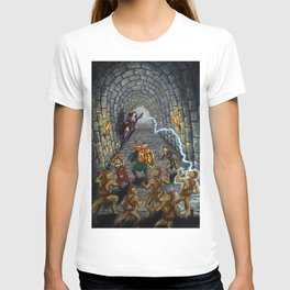 Tunnel of the Troglodytes T-shirt