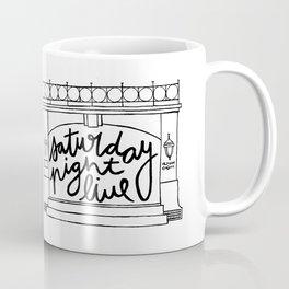 SNL Stage Coffee Mug