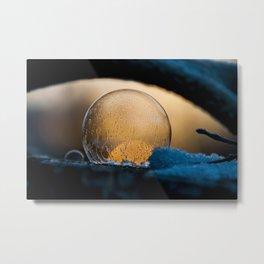 Captured Sunrise Metal Print