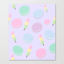 Sweetster Canvas Print