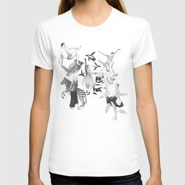 Ink Thoughts Two T-shirt