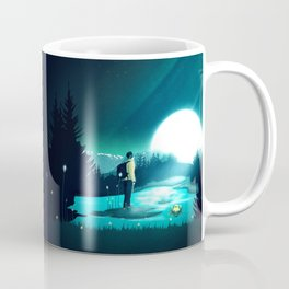 Lost in the Moment Coffee Mug