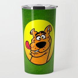 dog scooby Travel Mug