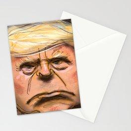 Big Trump Stationery Cards