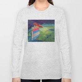 Intergalactic Travel Long Sleeve T-shirt