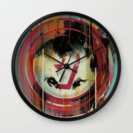 -7- Wall Clock