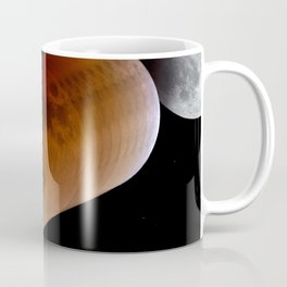 Lunar Eclipse, January 2018 Coffee Mug