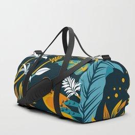 Birds in the night Duffle Bag