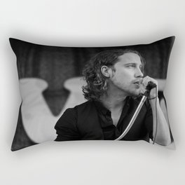 Voice In Love Rectangular Pillow