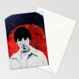 """Keith Moon """"MOD"""" Stationery Cards"""