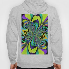 Psychedelic Bright 4 Hoody