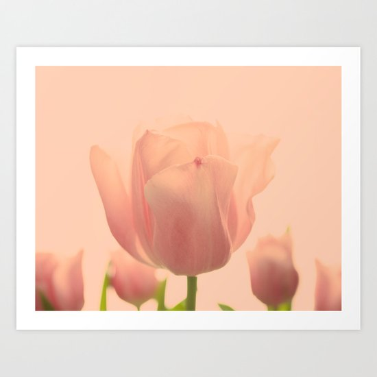 Essence of Spring Art Print
