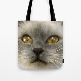 """""""Cute Kitty (Love cats)"""" Tote Bag"""