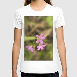 Filthy Flora - Fine Art Flower Photo T-shirt