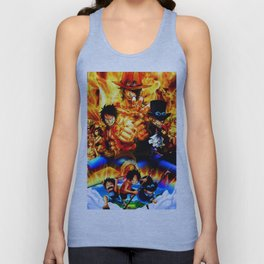 Brothers Unisex Tank Top