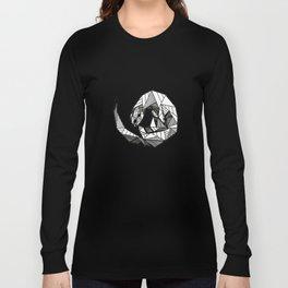 Nutria Tribal Otter Long Sleeve T-shirt
