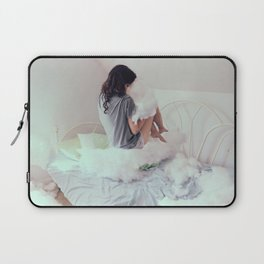 don't miss me too much Laptop Sleeve