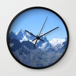 Shadows (Mind's Eye) Wall Clock
