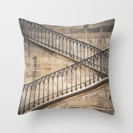 The way up Throw Pillow