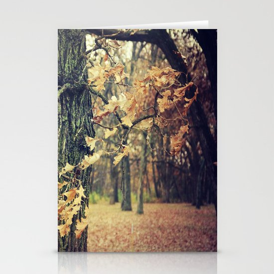 Wilted Beauty Stationery Cards
