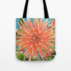 Dahlia Variabilis Tote Bag