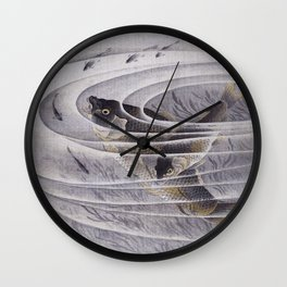 Carps - Digital Remastered Edition Wall Clock