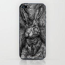 Hare Guardian iPhone Skin