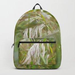 Green Barley, Textures44 Backpack