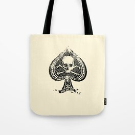 Life or Death Denim Supply Tote Bag