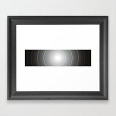 Vox dei Framed Art Print