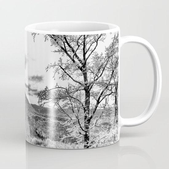 Vermont Winter Landscape Coffee Mug