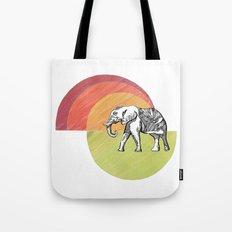 Elephant... Tote Bag