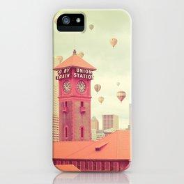 Portland Oregon iPhone Case