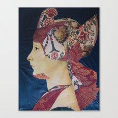 IL ROMANTICO SOMMERSO #3 Canvas Print