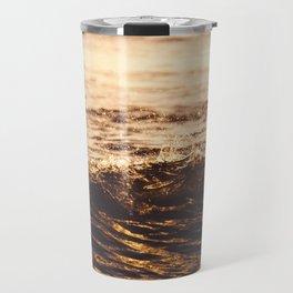 Atlantic Ocean Waves 4181 Travel Mug