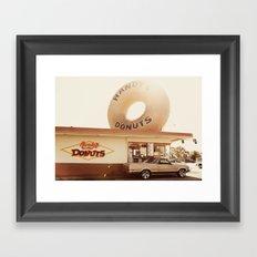 Randy's Framed Art Print