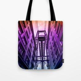 Colorful portugalete Tote Bag