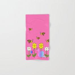 Cute Nature Hand & Bath Towel