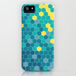 Bee Beach iPhone Case