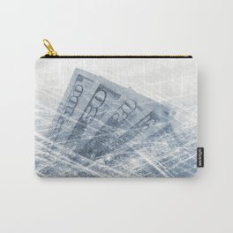 One Hundred and Seventy Six Dollars Carry-All Pouch