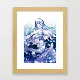 Fates Framed Art Print