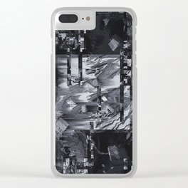 QSTN/QSTN Clear iPhone Case