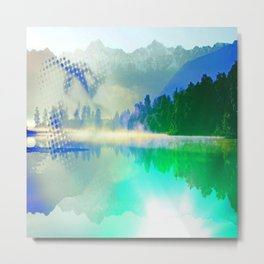 Forest Symphony Metal Print